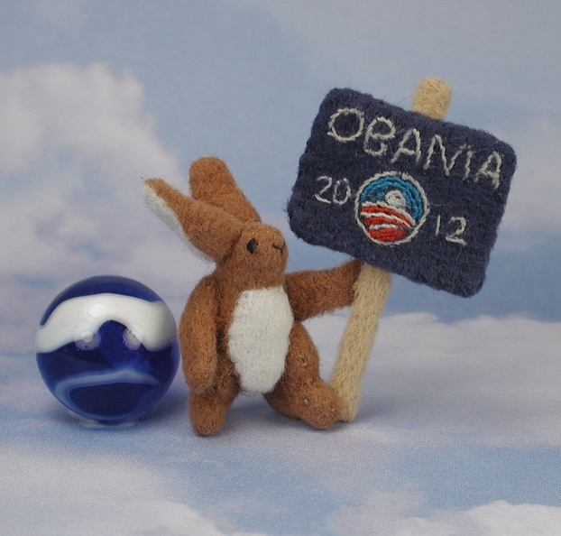Bunnies for Obama are back!